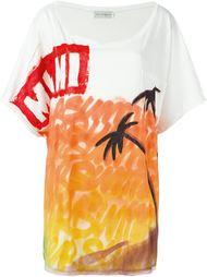 футболка с принтом 'Tropical' Faith Connexion