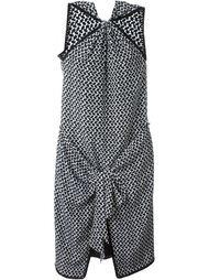 платье с присборенной отделкой Dodo Bar Or