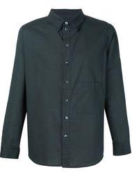 рубашка с нагрудным карманом By Walid