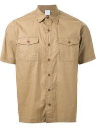 рубашка в стиле милитари Cityshop