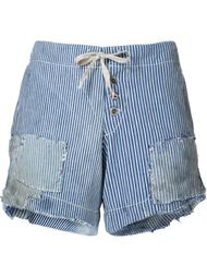 'Engineeer' lounge shorts Greg Lauren