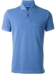 chest pocket polo shirt Z Zegna