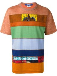 футболка в полоску  Junya Watanabe Comme Des Garçons Man