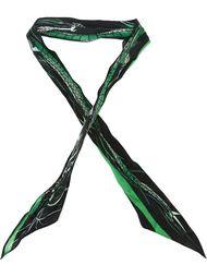 шарф с абстрактным принтом   Rockins