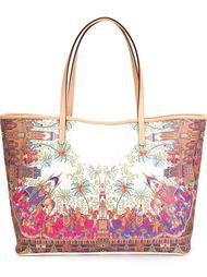сумка-тоут с принтом Maharaja court Etro