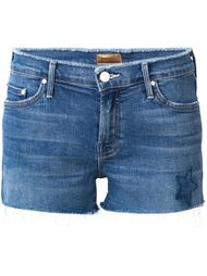 denim shorts Mother