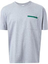 футболка с карманом на молнии Cityshop