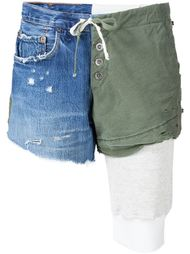 'Lounge' shorts Greg Lauren