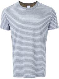футболка с контрастными панелями Cityshop