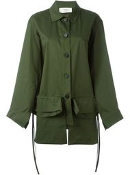 куртка в стиле милитари на пуговицах Ports 1961