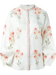 rose print blouse Vilshenko