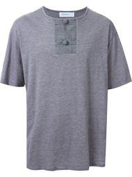 футболка с пуговичной отделкой Phenomenon