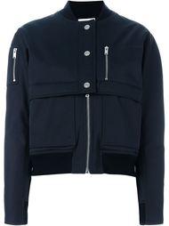 куртка-бомбер Courrèges