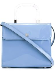 square flap shoulder bag Courrèges