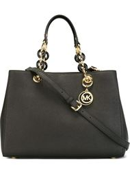 'Cynthia' medium satchel Michael Michael Kors