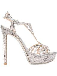 glittery stones sandals René Caovilla