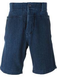 bermuda shorts Bleu De Paname