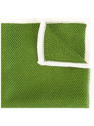 knit pocket square Tonello