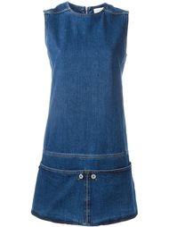 джинсовое платье 'R01' Courrèges