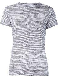 dash print T-shirt Proenza Schouler