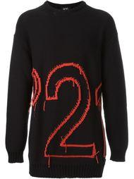 """вязаный свитер """"21"""" Nº21"""
