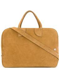 two way zip shoulder bag Courrèges