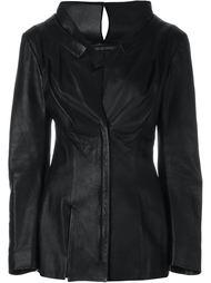 приталенная куртка Yohji Yamamoto Vintage