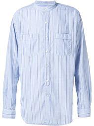 полосатая рубашка Engineered Garments