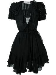 платье с пышными рукавами  Faith Connexion