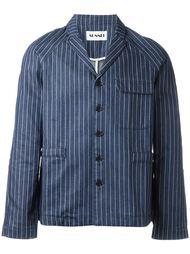 полосатый пиджак Sunnei