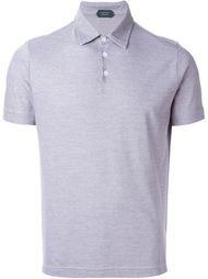 классическая футболка-поло  Zanone