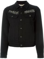 пиджак с отделкой булавками Comme Des Garçons Vintage