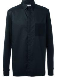 рубашка с нагрудным карманом  Helmut Lang