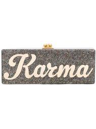клатч 'Flavia Karma'  Edie Parker