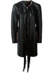 fringe trim coat Bazar Deluxe