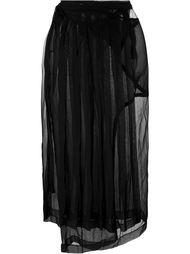 плиссированная юбка Comme Des Garçons Vintage