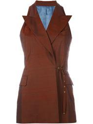 пиджак без рукавов Jean Paul Gaultier Vintage