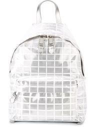 рюкзак в клетку Moschino