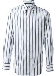 thick striped shirt Thom Browne