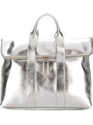 сумка-тоут с отделкой металлик 3.1 Phillip Lim