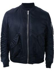 куртка-бомбер с присборенными карманами  Phenomenon