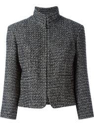 пиджак букле на молнии Chanel Vintage