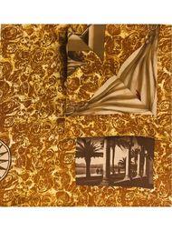 платок 'Ballet'  Jean Paul Gaultier Vintage