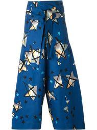 брюки 'Stardust' Marni