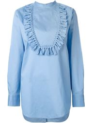 свободная блузка с оборками  Ports 1961