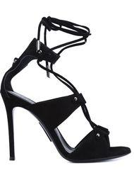 босоножки на шнуровке Thomas Wylde