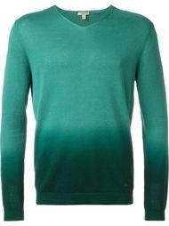 свитер с эффектом градиент  Burberry Brit