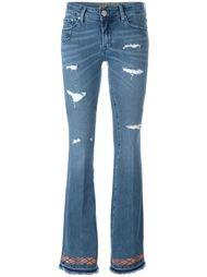 слегка расклешенные джинсы  'Daisy'  Don't Cry