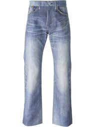 выбеленные джинсы  Junya Watanabe Comme Des Garçons Man
