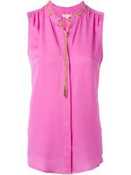 блузка без рукавов  Michael Michael Kors